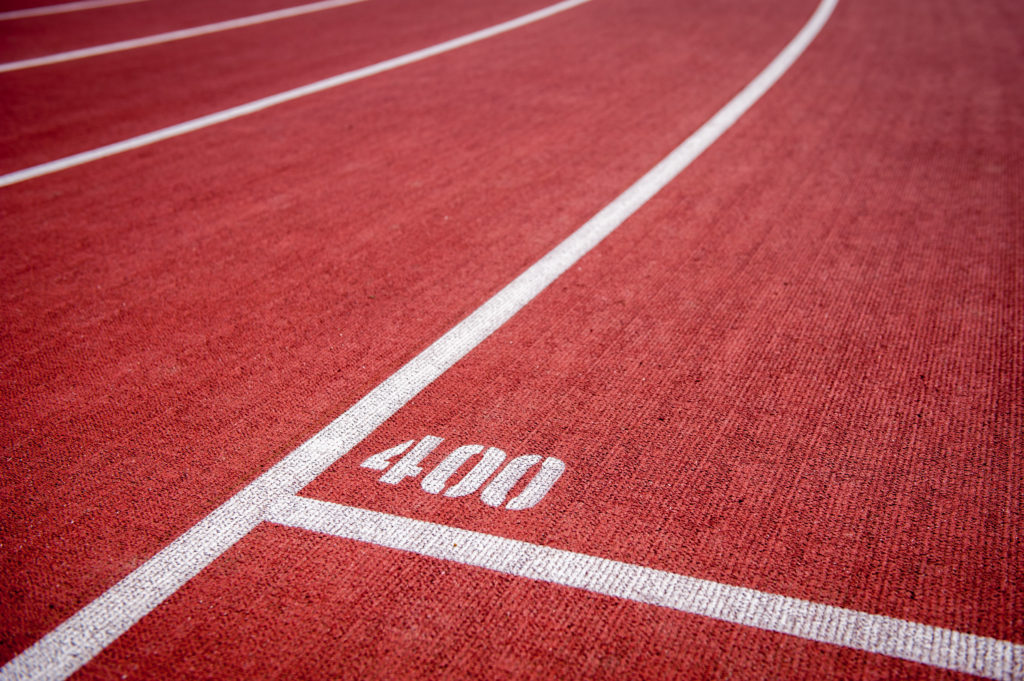 400m走のタイムの平均・予測【一覧・早見表】