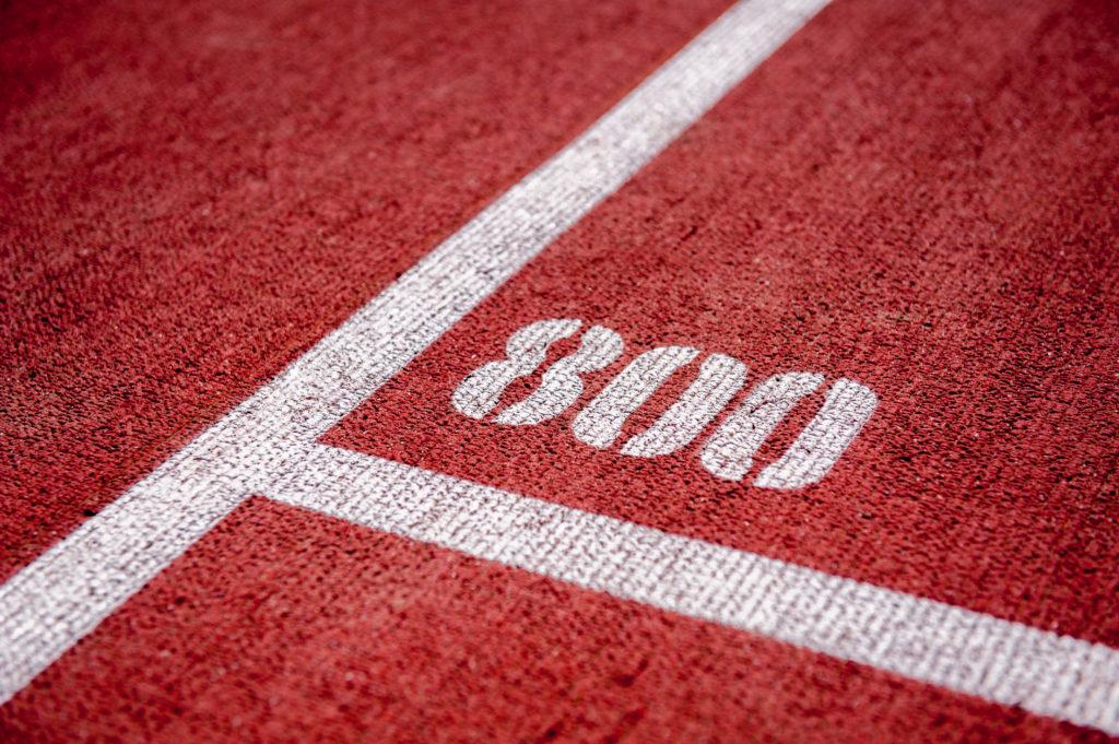 800m走のタイムの平均・予測【一覧・早見表】